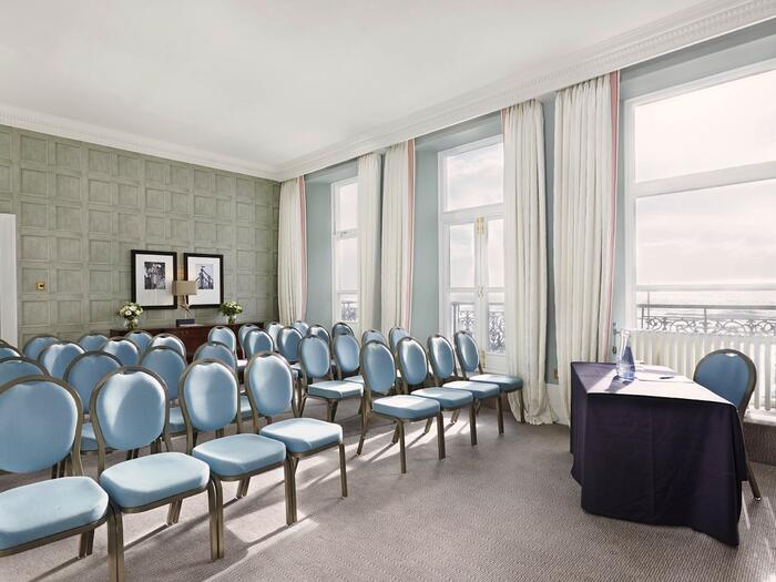 Theatre style room at The Grand Brighton