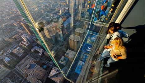 360 ledge