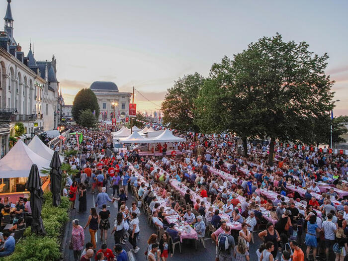 Events near Hotel Anne d'Anjou in Saumur, France