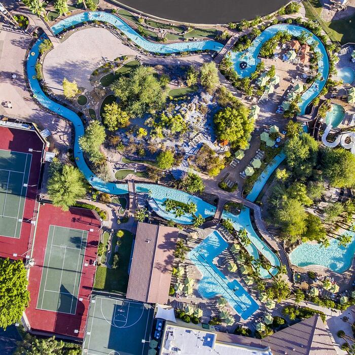 River Ranch Aerial