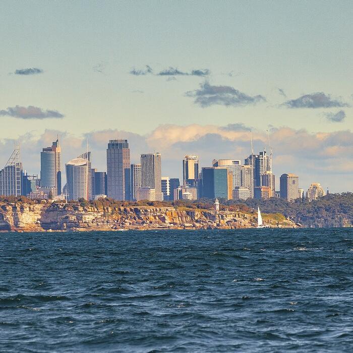 Sea view Sydney