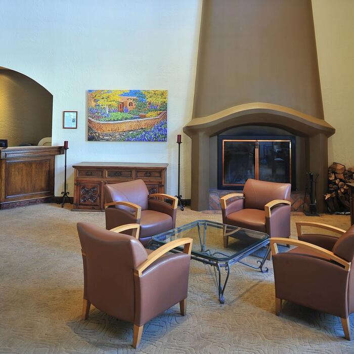 Los Abrigados Resort Lobby