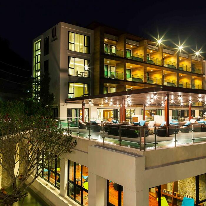 U Zenmaya Phuket Hotel Exterior