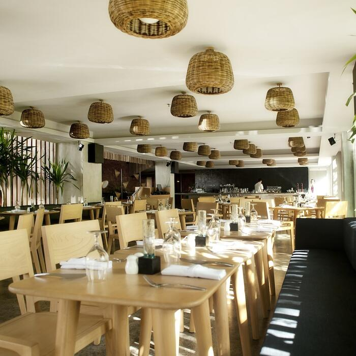 U Paasha Seminyak Bali Alcove Restaurant
