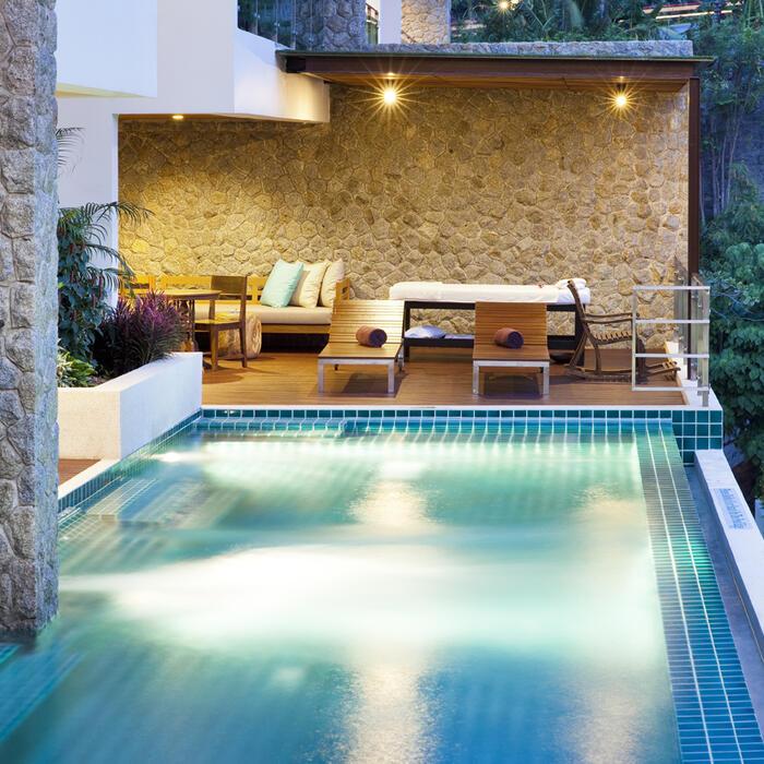 U Zenmaya Phuket Swimming Pool View