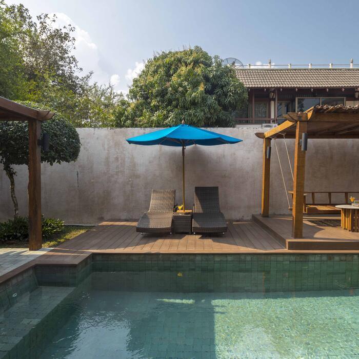 U Pattaya Pool Villa Private Pool
