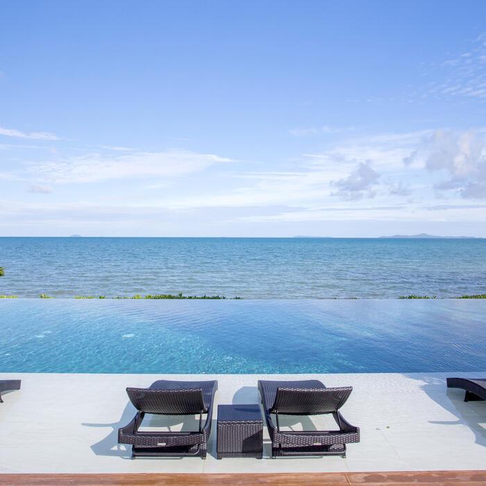 U Pattaya Beach view