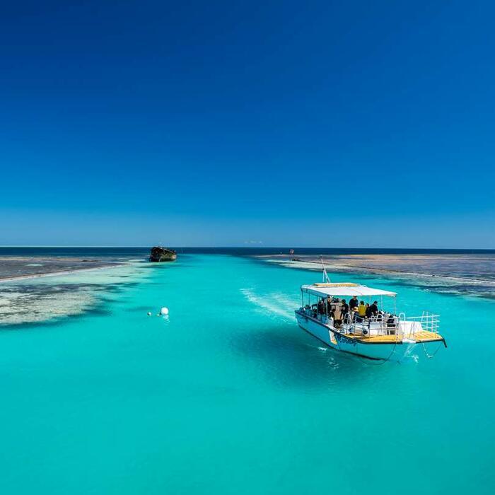 Boat - Heron Island