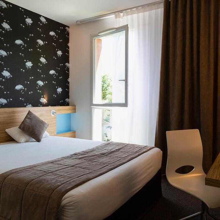 chambre standard double hotel saint james nantes sud
