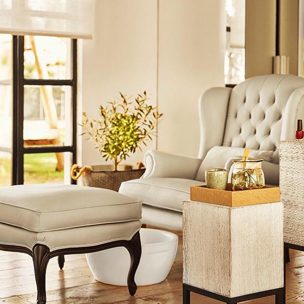 Living room at Marbella Club