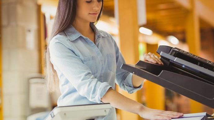 Photocopier printer