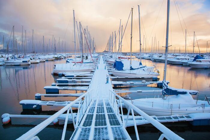 Boat Harbor Dock