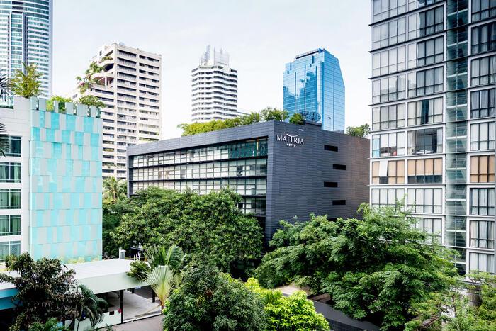 Maitria Hotels & Residences Facade