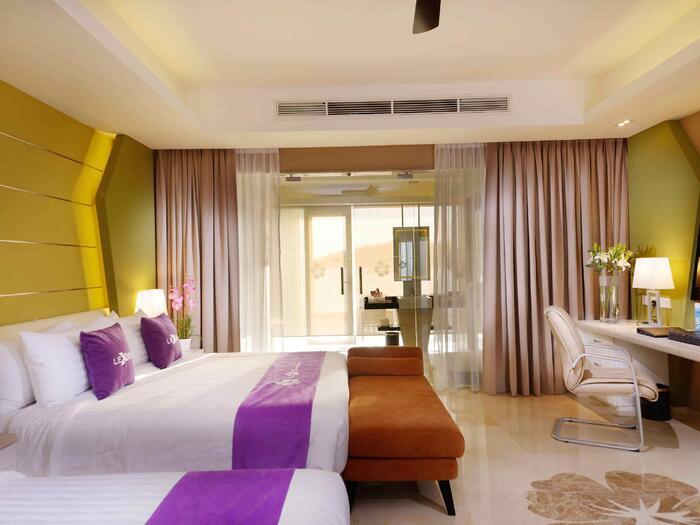Premium Pool Villa attached with spacious bathroom - Lexis Hibis