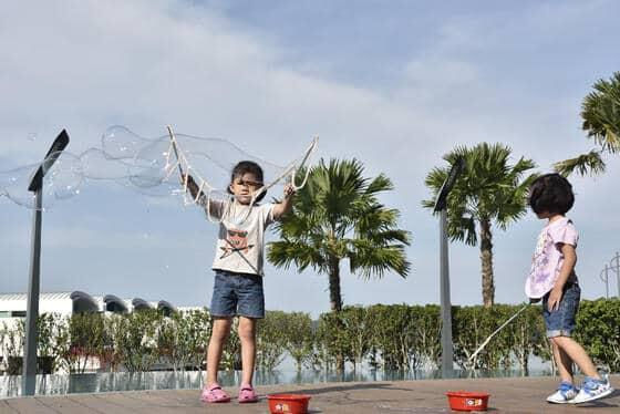 Giant Bubble - Lexis Hibiscus® Port Dickson
