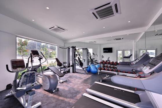 Gym - Lexis Hibiscus® Port Dickson