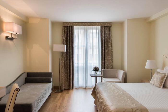 Inside a suite -Hotel Portovenere