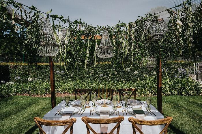 Wedding Table - The Magnolia Hotel