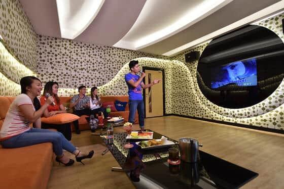Starz Karaoke in Lexis Suites Penang
