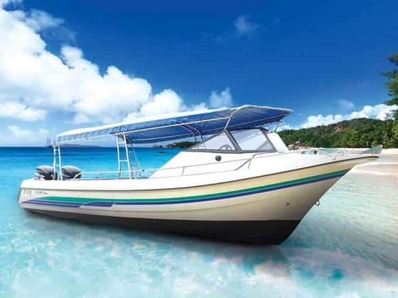 Outdoor Activities - Island Hopping & Boat Ride at Lexis Suites