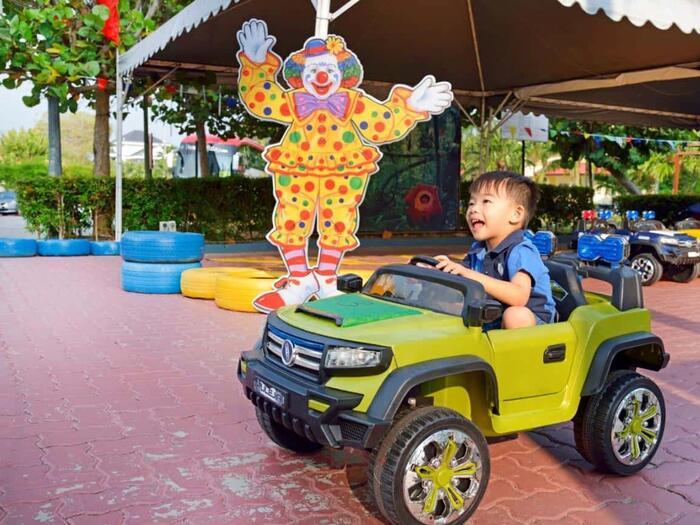 Mini Cars at Grand Lexis Port Dickson