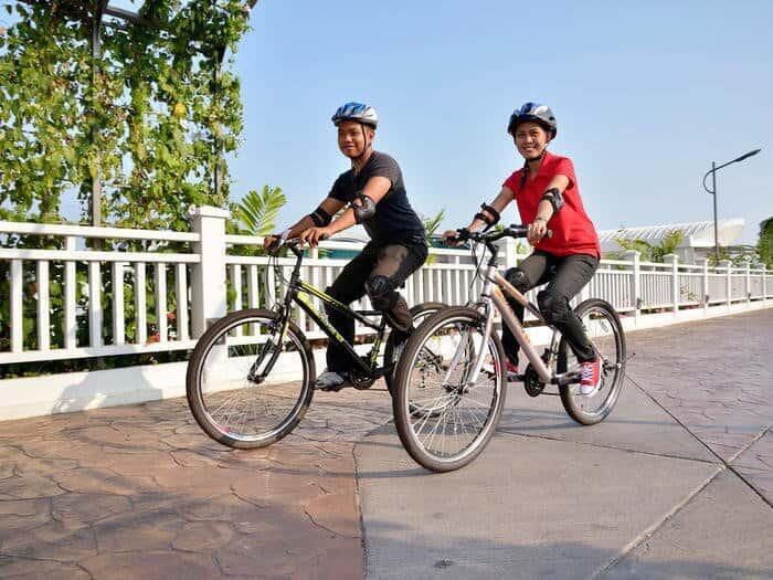 Bicycle & Tandem Bike Rides at Grand Lexis Port Dickson