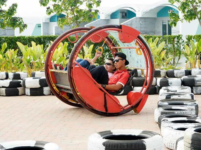 Yoyo Car Facilities at Grand Lexis Port Dickson