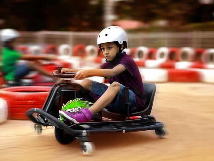 Crazy Cart Activities at Grand Lexis Port Dickson