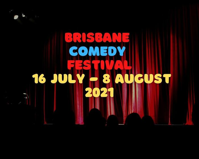 Poster of 'Brisbane film festival' at George Williams Hotel