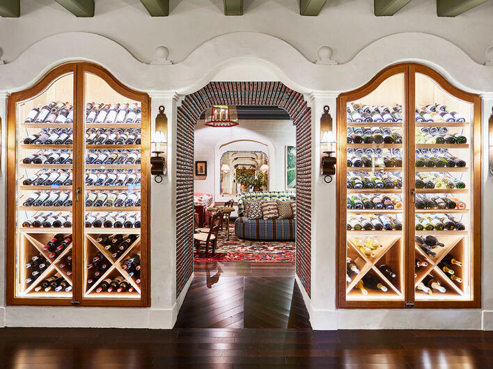 La Bodega at Marbella Club