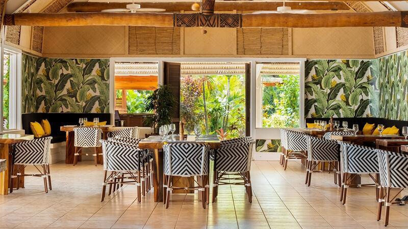 Island Dining | Musket Cove Island Resort And Marina