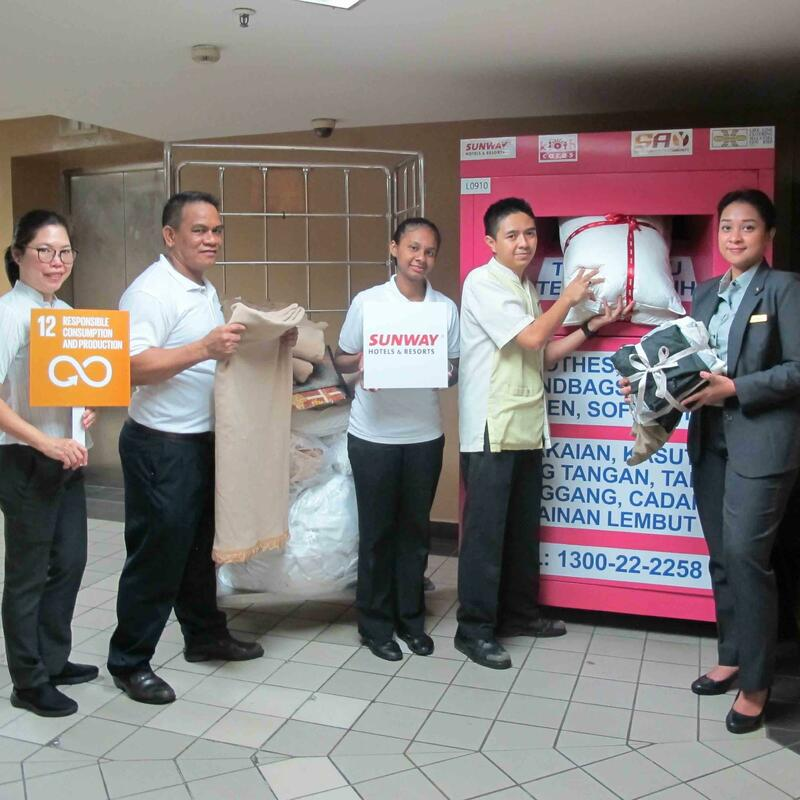 Bin It with KLOTH at Sunway Resort Hotel and Spa
