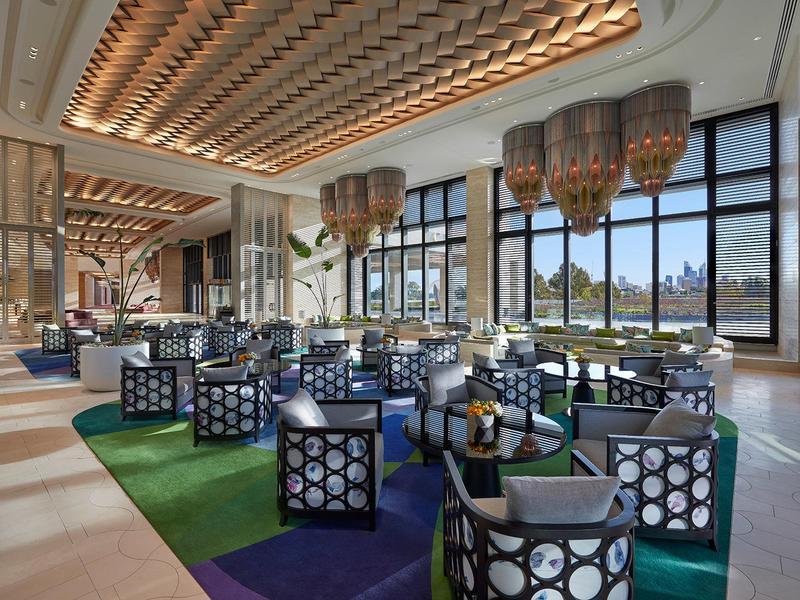 Perth Crown Restaurants