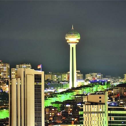 Ankara Overview