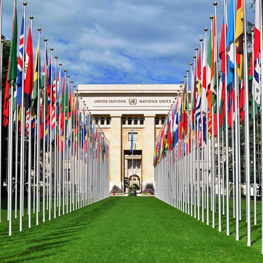 Palais des Nations - WARWICK CORPORATE