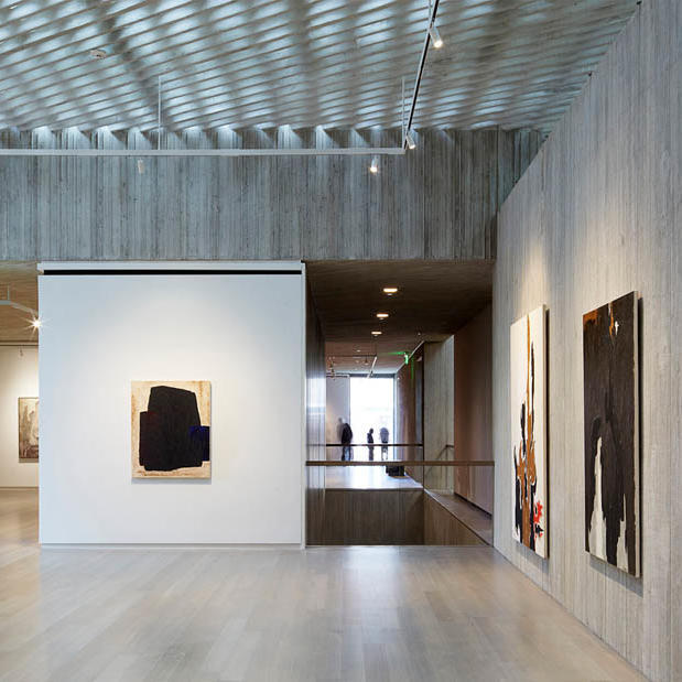 Clyfford Still Museum - WARWICK CORPORATE