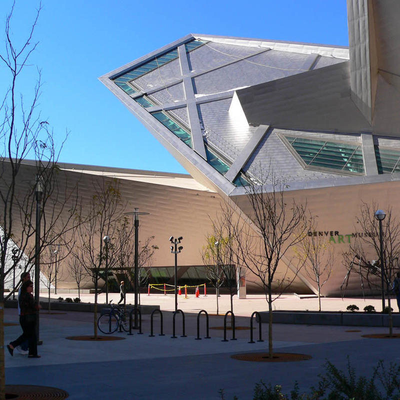 Denver Art Museum - WARWICK CORPORATE