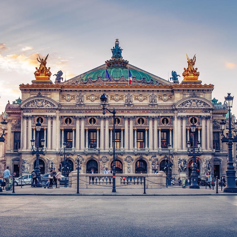 Explore Paris Opera