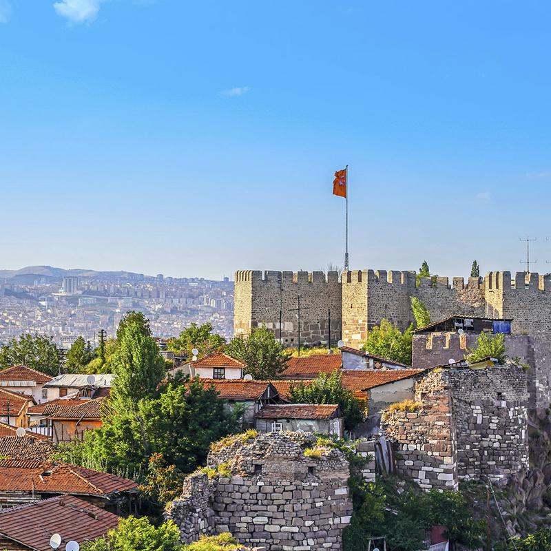 Explore Ankara Ankara Castle