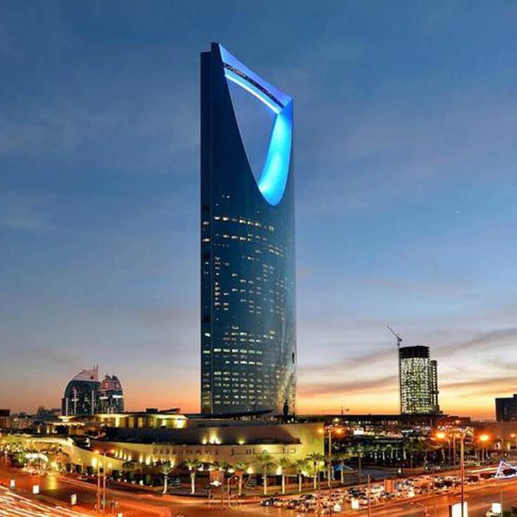 Kingdom Tower - WARWICK CORPORATE