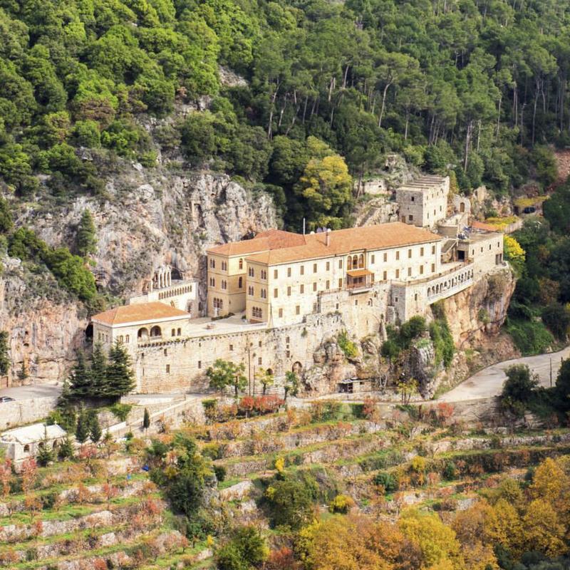 Monastery of St. Anthony of Qozhaya - WARWICK CORPORATE