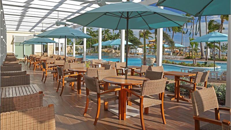 Verandah Warwick Paradise Island Bahamas