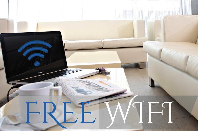 WiFi gratis en el Hotel Aimia en Port de Sóller, Mallorca