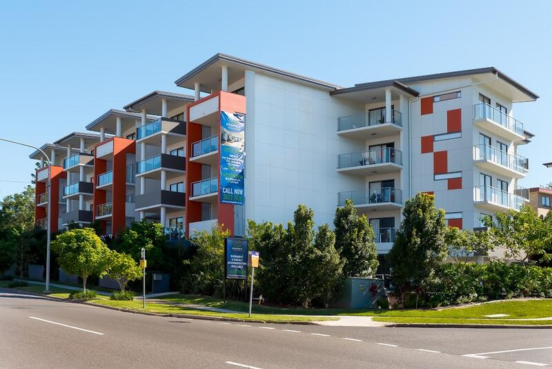 Essence Apartments Chermside offers 60 fully furnished serviced