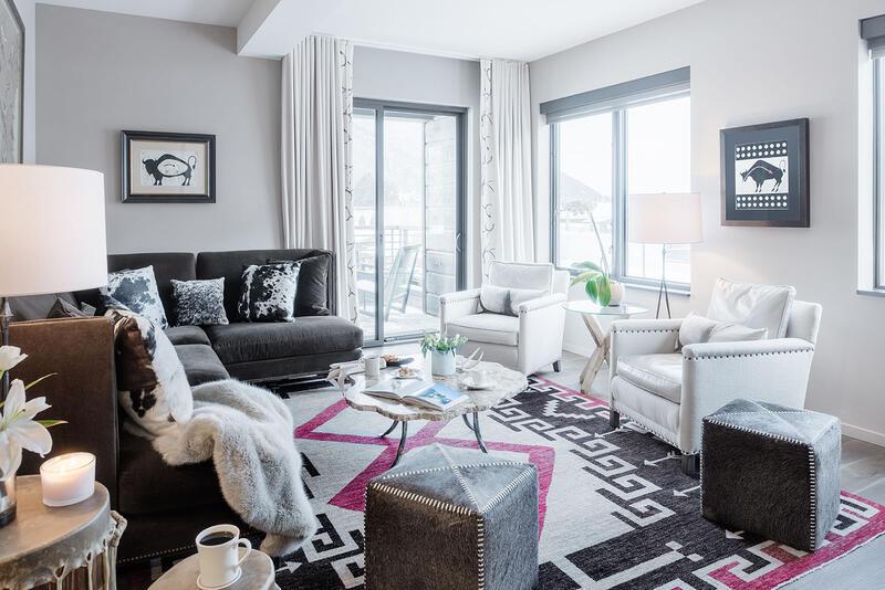 Colter Suite bedroom