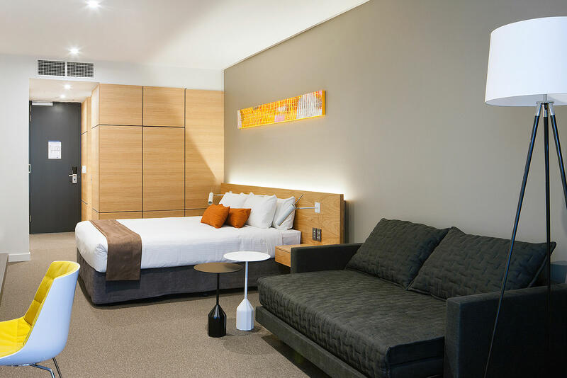 Suite at Jasper Hotel Melbourne
