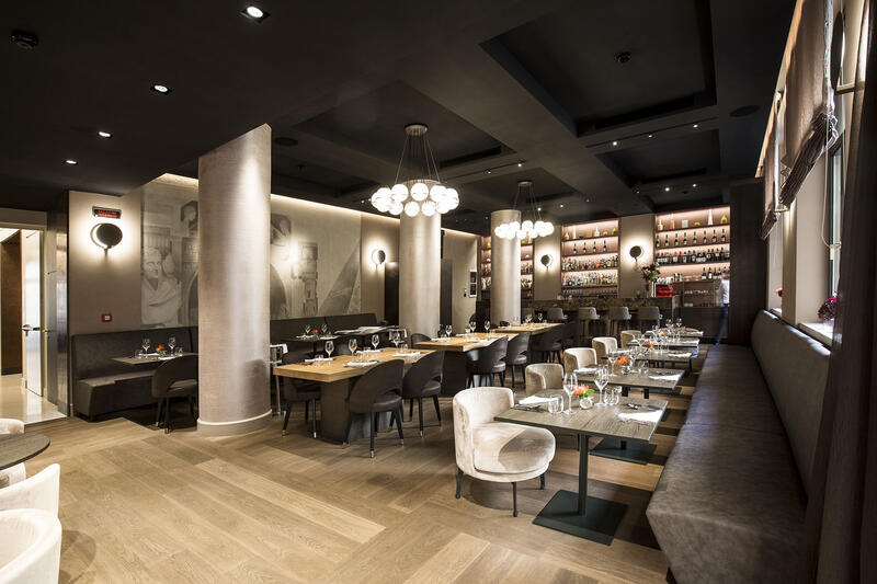 lights restaurant