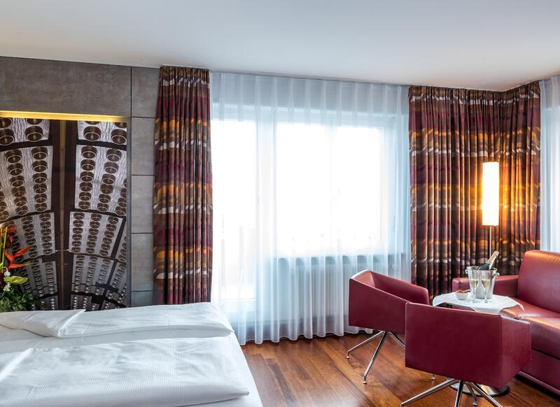 Double Room at Hotel Sternen Oerlikon in Zurich