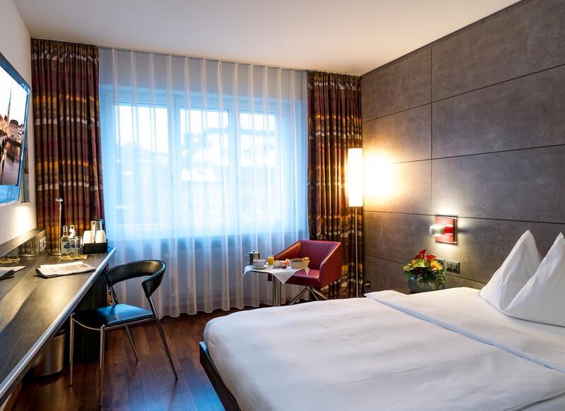 Single Room Superior at Hotel Sternen Oerlikon in Zurich