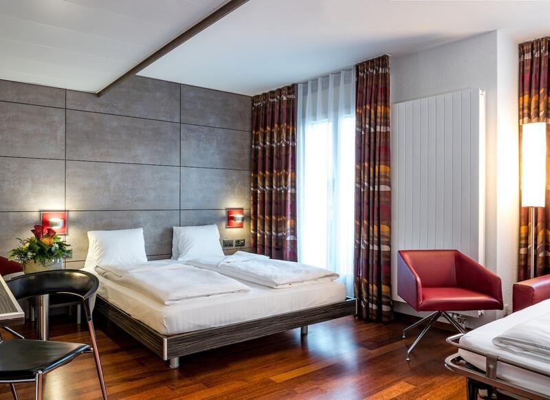 Triple Room at Hotel Sternen Oerlikon in Zurich